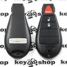 Корпус смарт ключа для Chrysler (Крайслер) 2 + 1 кнопки