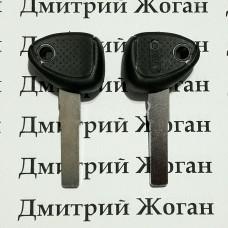 Корпус авто ключа под чип для Fiat / Iveco (Фиат / Ивеко)