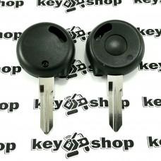Корпус ключа для  Renault (Рено ) 1 - кнопка, лезвие VAC102