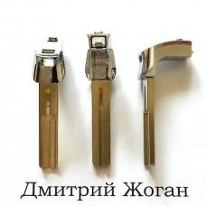 Лезвие для смарт ключа для BYD (БИД)