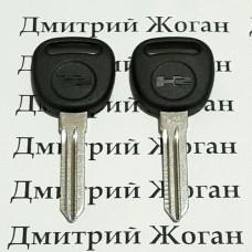 Корпус ключа под чип для Хаммер (Hummer) H2