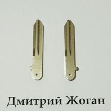 Лезвие для смарт ключа NISSAN (Ниссан) NSN 14