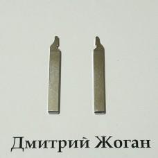 Лезвие для выкидного ключа CHEVROLET (Шевролет) HU100