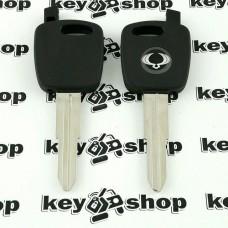 Корпус авто ключа для (Сан Йонг) под чип