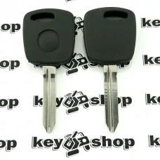 Корпус ключа под чип для BYD (БИД), лезвие SX9