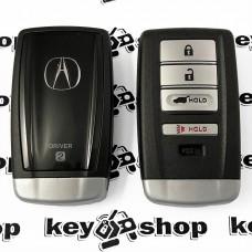 Оригинальный ключ для Acura МDX, RDX, TL, TSX, ZDX (Акура) c чипом ID47 (HITAG 3), 315Mhz