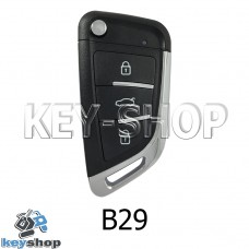 Ключ заготовка (B29) для программатора KEYDIY (KD-X2, KD900, KD900+, KD MINI)