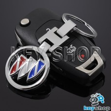 Металлический брелок для авто ключей Buick (Бьюик)