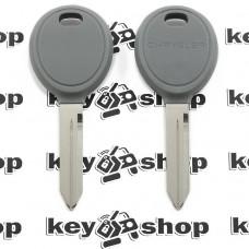 Корпус авто ключа под чип для Chrysler (Крайслер)