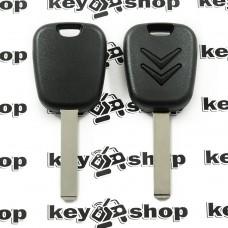 Корпус авто ключа под чип для CITROEN (Ситроен)  лезвие VA2