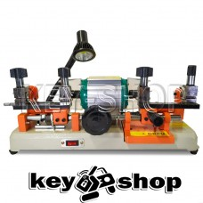 Универсальный копировально-фрезерный станок DEFU 238BS для (нарезки) изготовления квартирных и автомобильных ключей