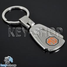 Металлический брелок для авто ключей МГ (MG)