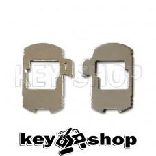 Pамка для автозамка - HU162 №1 (тип 2)