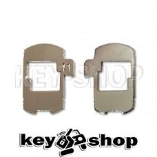 Pамка для автозамка - HU162 №11 (тип 2)