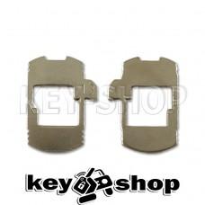 Pамка для автозамка - HU162 №13 (тип 2)