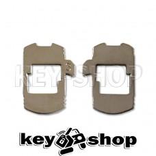 Pамка для автозамка - HU162 №3 (тип 2)