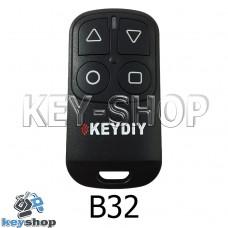 Ключ заготовка (B32) для программатора KEYDIY (KD-X2, KD900, KD900+, KD MINI)