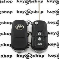 Корпус для выкидного ключа Lifan (Лифан) 3 кнопки