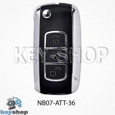 Ключ заготовка (NB07 - ATT - 36) для программатора KD900, KD900+, KD mini
