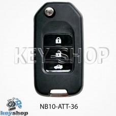 Ключ заготовка (NB10 - ATT - 36) для программатора KD900, KD900+, KD mini