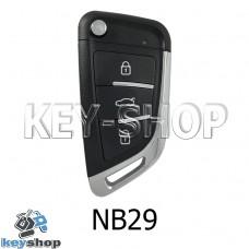Ключ заготовка (NB 29) для программатора KEYDIY (KD-X2, KD900, KD900+, KD MINI)
