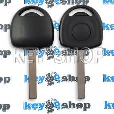 Корпус авто ключа под чип для Opel (Опель) лезвие HU100 (без лого)