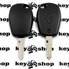 Корпус авто ключа под чип для RENAULT (Рено) лезвие VAC 102