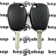 Корпус ключа под чип для RENAULT (Рено) лезвие HU 179 FH