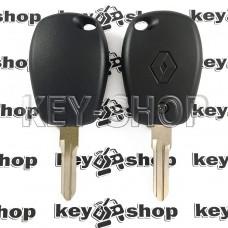 Корпус ключа под чип для RENAULT (Рено) лезвие HU136