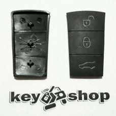 Резиновые кнопки для выкидного ключа Porshe (Порше)