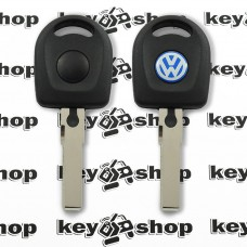 Корпус авто ключа под чип для Volkswagen (Фольксваген) лезвие HU66
