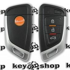 Универсальный автоключ для программатора XHorse (XSKF01) 3 кнопки