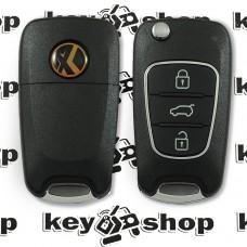 Универсальный автоключ для программатора XHorse (XNHY02EN) 3 кнопки