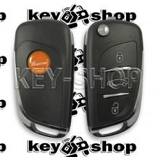 Универсальный автоключ для программатора XHorse DS Wireless + SuperChip, XEDS01EN 3 кнопки