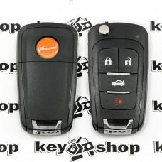 Универсальный автоключ для программатора XHorse, Wireless (XNBU01EN) 3 + 1 кнопки