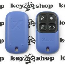 Универсальный пульт Xhorse hand VVDI key tool remote (XKXH01EN) 4 кнопки