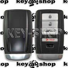Корпус смарт ключа Acura (Акура) 3 + 1 кнопки