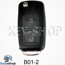 Ключ заготовка (B01 - 2) для программатора KD900, KD900+, KD mini