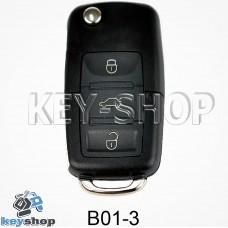 Ключ заготовка (B01 - 3) для программатора KD900, KD900+, KD mini