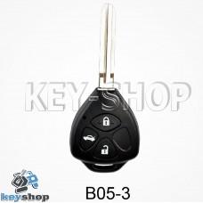 Ключ заготовка (B05 - 3) для программатора KD900, KD900+, KD mini