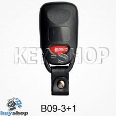 Ключ заготовка (B09 - 3 + 1) для программатора KD900, KD900+, KD mini