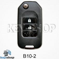 Ключ заготовка (B10 - 2) для программатора KD900, KD900+, KD mini