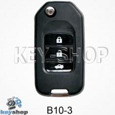 Ключ заготовка (B10 - 3) для программатора KD900, KD900+, KD mini