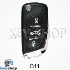 Ключ заготовка (B11) для программатора KD900, KD900+, KD mini