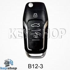 Ключ заготовка (B12 - 3) для программатора KD900, KD900+, KD mini