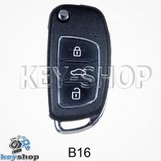 Ключ заготовка (B16) для программатора KD900, KD900+, KD mini