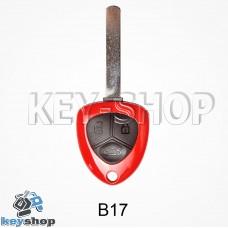 Ключ заготовка (B17+) для программатора KD900, KD900+, KD mini