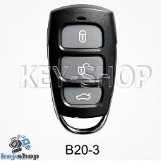 Ключ заготовка (B20 - 3) для программатора KD900, KD900+, KD mini
