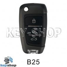 Ключ заготовка (B25) для программатора KEYDIY KD-X2