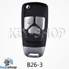 Ключ заготовка (B26 - 3) для программатора KD900, KD900+, KD mini
